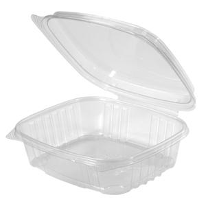 Deli Container H/L 24oz Clear Dome 200/cs