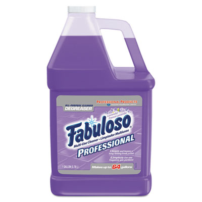 Fabuloso All purpose cleaner 4gl/cs  Lavender  05253