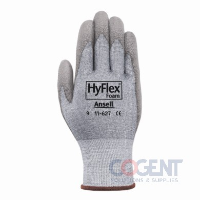 Ansell HyFlex 627 Light-Duty Size 9 Gloves 12/PK 012116279