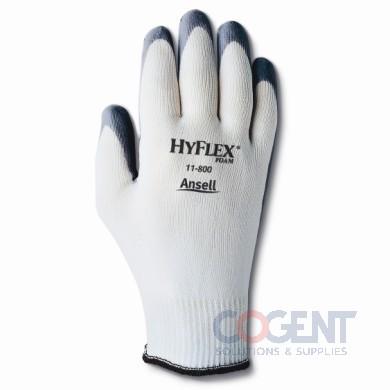 HyFlex Foam Knit-Lined Glove Size 10  12pr/pk   11-800-9