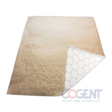 Laminated Sandwich Wrap 14x10.5 Foil/Paper Honeycomb 4/500/cs