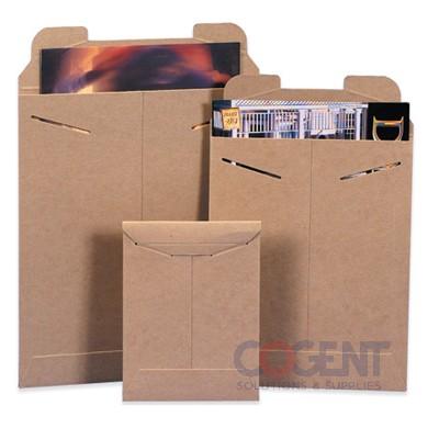 Stayflat Mailers Kraft  UOM=CS 13x18 .036 thickness 100/CS