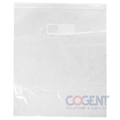 Freezer Bag Seal Top 2gal 13x15 2.7mil Clear 100/cs