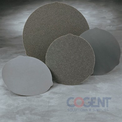 "Carbimet 2 Abrasive Disc 10"" Lapping Paper 120 Grit PSA"