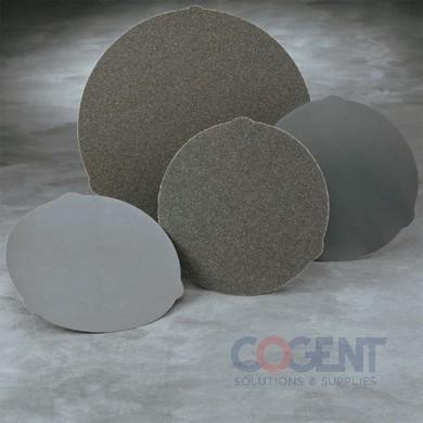 "Carbimet 2 Abrasive Disc 10"" Lapping Paper 500 Grit PSA"