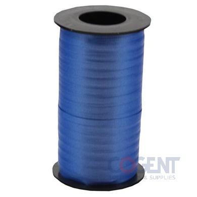 "Ribbon Curling Splend 3/8"" Royal Blue 250yd/rl 12/cs  #312"