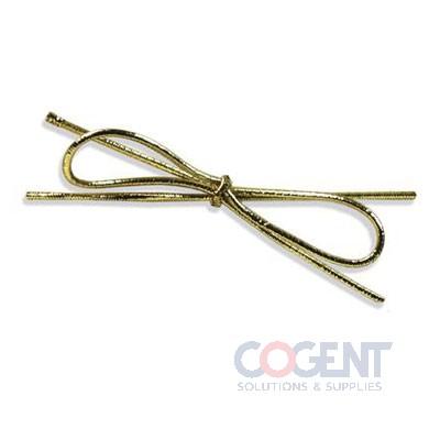 "Stretch Loop Gold 28"" Loop, 34"" Cut 1m/cs 7342815"