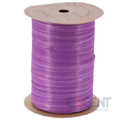 Matte Wraphia 100yd/rl Purple          12rl/cs 7490009