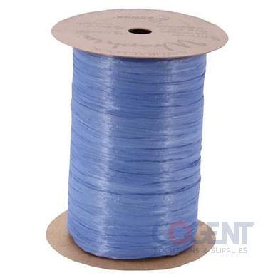 Matte Wraphia 100yd/rl Royal Blue      12rl/cs 7490012