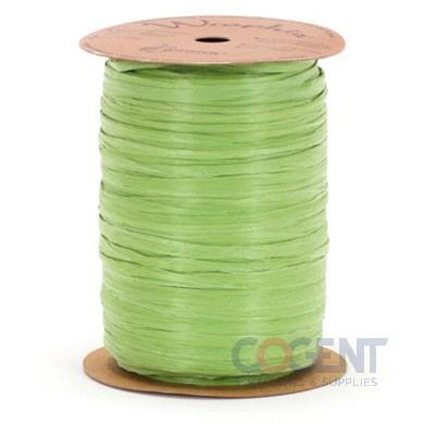 Matte Wraphia 100yd/rl Jungle Green 12rl/cs 7490066