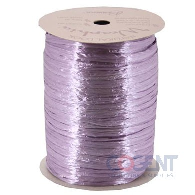 Pearlized Wraphia 100yd/rl Lavender        12rl/cs 7500008