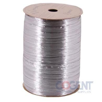 Pearlized Wraphia 100yd/rl Silver          12rl/cs 7500020