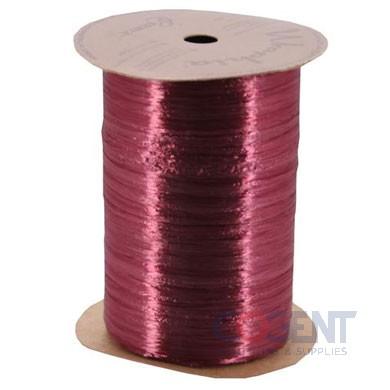 Pearlized Wraphia 100yd/rl Wine            12rl/cs 7500057