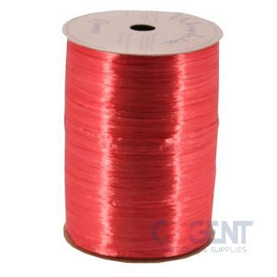 Pearlized Wraphia 100yd/rl Imperial Red    12rl/cs 7500063