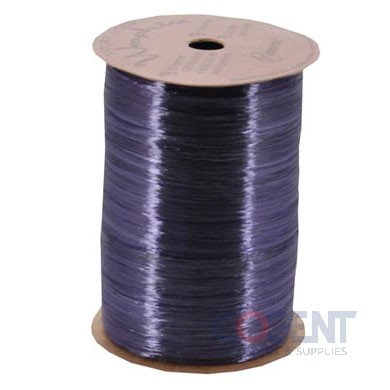 Pearlized Wraphia 100yd/rl Royal Blue      12rl/cs 7500093