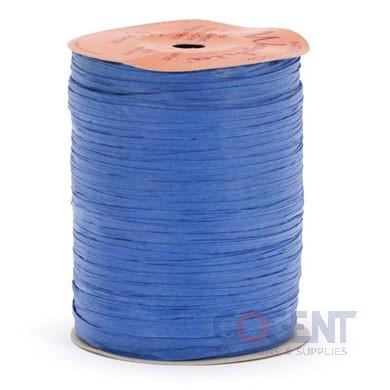 Matte Paper Wraphia 100yd/rl Royal Blue 7660012      12rl/cs