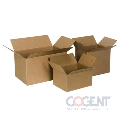 22x10x9 RSC Kraft ECT32 5/6 Liter Box 20/240