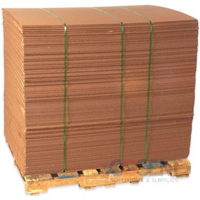 Pad 48x96 Kraft ECT32C  5/300/PL  *