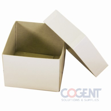 Hi-Wall Base White Gloss 10x5x6 50/cs              H1056