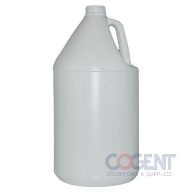 Gallon Jug w/handle  120GR 1gal Natural      36/cs   CONTU
