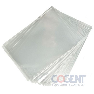 Cello Bag 4.75x6.75 1.2mil Clr 1/2lb Flat 2m/cs