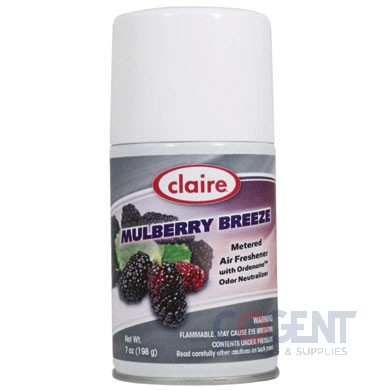 Claire Mulberry Air Freshener 12/cs