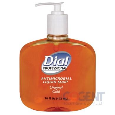 16 oz Dial Liquid Hand Soap Pump ESS