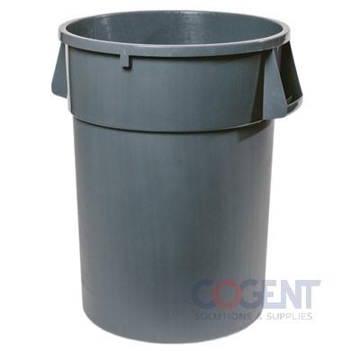44 Gal Container Gray DLM 6ea/cs