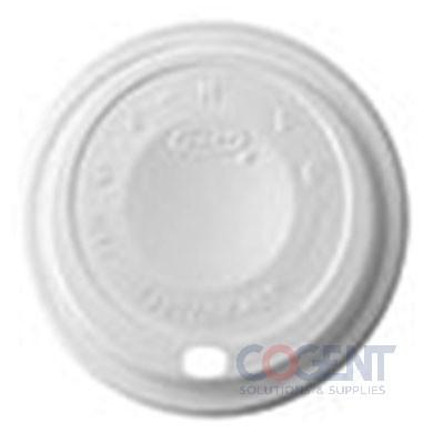 Lid White Cappuccino 1m/cs