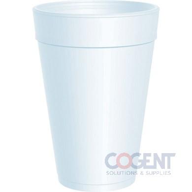 Cup Foam Tall White 32oz 500/cs