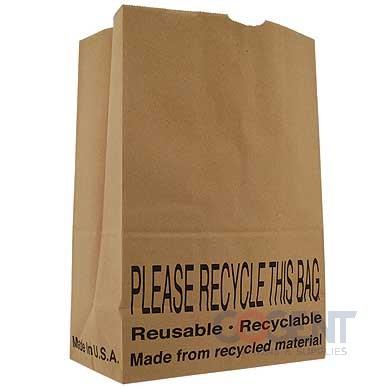 Bag Grocery 1/6 BBL Sack 100% RNK 12x7x17 70# 300/bl