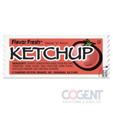 Ketchup Packets .317oz 200/cs MLK71004