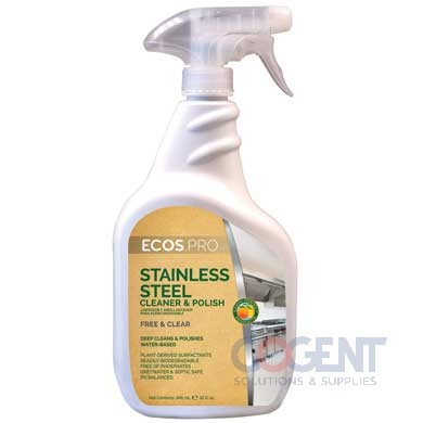 Ecos Pro Stainless Steel Cleaner EFP