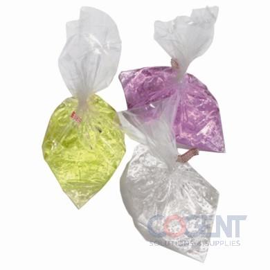 Poly Bag 4x2x12 2mil Clear 1m/cs