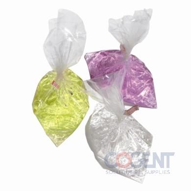 Poly Bag 8x15 4mil Clear 1m/cs