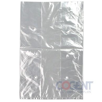 Poly Bag 14x14 3mil Clear 1m/cs     #889