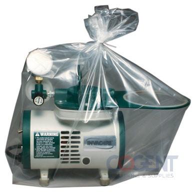 Poly Equipment Cover 20x5x35 1mil LD 500/rl BOR20535     ELK