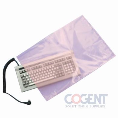 Poly Bag Pink Anti-Stat 3x5 4mil 2m/cs