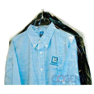 Garment Bag 21x4x54 .6mil Clear LD 360/rl 1rl/cs I621454    ELK