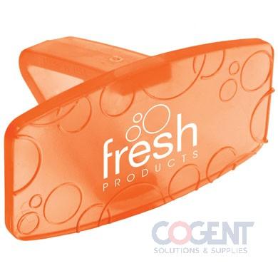 Eco Fresh Bowl Clip Orange Mango 72ea/cs  FRP