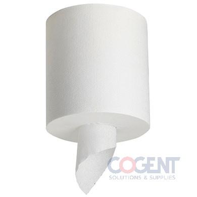 Centerpull soft-roll towel  wht 7.8x15 premium 6rl/320sht/cs