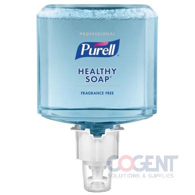 Foam Soap ES6 Purell Prof Mild 2/cs 6474-02            GJ