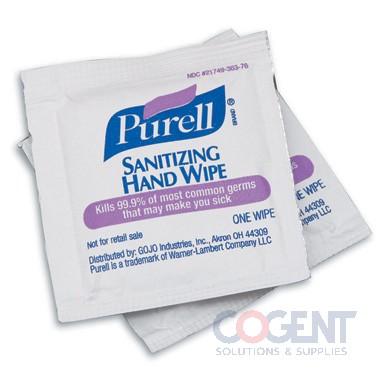 Gel Hand Sanit 1.2ml Single Use Purell Advance 2m/cs 9620-2M GJ