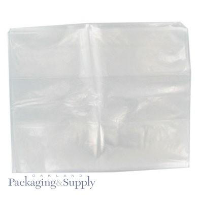 Poly Bag 8x10 2mil Clear 1m/cs