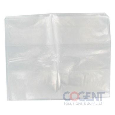 Poly Bag 8x24 2mil Clear 1000/cs