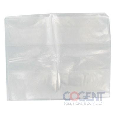Poly Bag 12x8x30 2mil Clear 500/cs