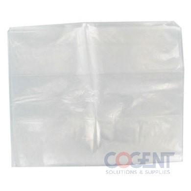 Poly Bag 8x10 3mil Clear 1m/cs