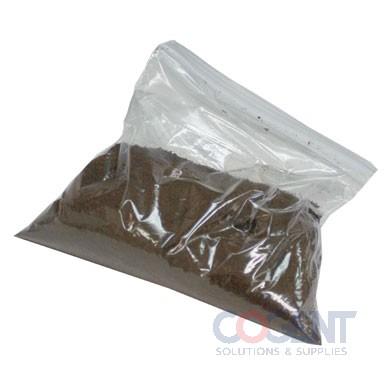Poly Bag 10x12 4mil Press Seal Clear 500/cs