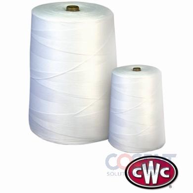 Poly Cotton Twine 16ply 8's 2.5# tube 20tu/cs