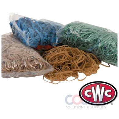 Rubberband #16 red (compound) 1 LB/bag 25 1LB Bags/mastercase